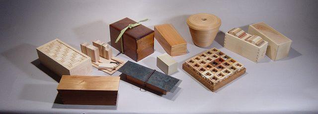 中級生課題『サンプルピースボックス』 Web上・作品展
