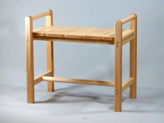 初級・課題制作~rectangular stool