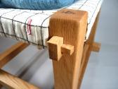 初級・課題制作~puzzle stool
