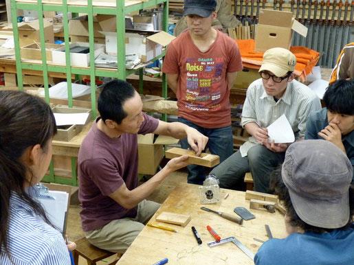 【中級講座】手工具のメンテナンス