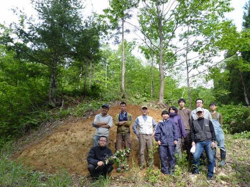 【初級講座】「森林実習」Vol.2 初日のまとめ