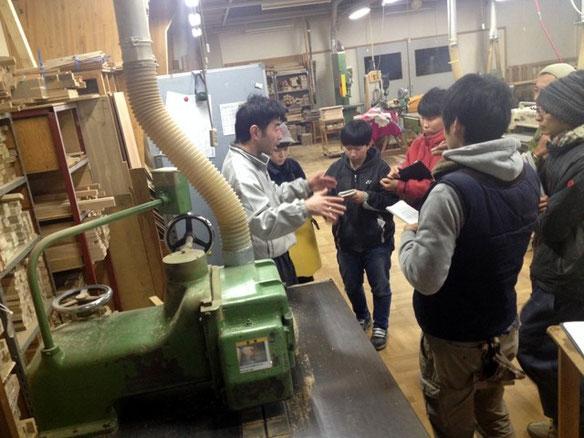 【初級講座】工場長の機械説明